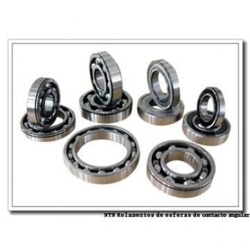 17,000 mm x 40,000 mm x 18,000 mm  NTN TS3-DF0365LLBA1CS20PX1/LX03Q3 Rolamentos de esferas de contacto angular